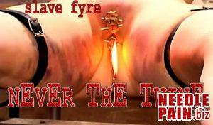 BrutalMaster – Slave Fyre – Never The Twine part II, bloody torture