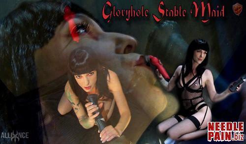 Gloryhole Stable Maid   Abigail Dupree   SensualPain 07.28.19 m - Gloryhole Stable Maid - Abigail Dupree - SensualPain 07.28.19