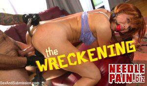 The Wreckening: Krissy Lynn Pounded and Punished in Every