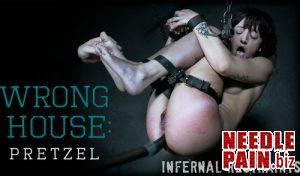 Wrong House: Pretzel – Dakota Marr – InfernalRestraints 07.26.19
