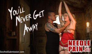 You'll Never Get Away: Ashley Lane is Restrained & Punished