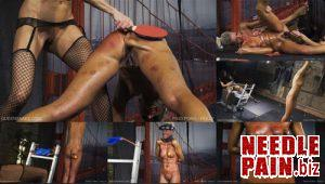 Ping Pong – Holly – Queensnake, spanking, paddling, 4K UHD
