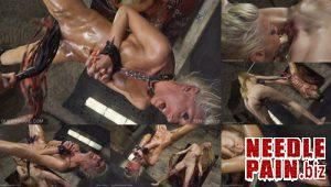Ten – Holly – Nazryana, pussy torment, pussy whipping, 4K UHD