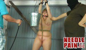 Bella – Water pussy torture – Amateure-Xtreme, bdsm, bondage