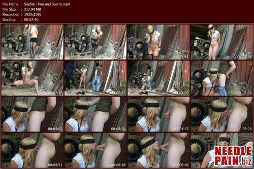 Sophie   Pee and Sperm.t m - Sophie - Pee and Sperm − Amateure-Xtreme, blowjob